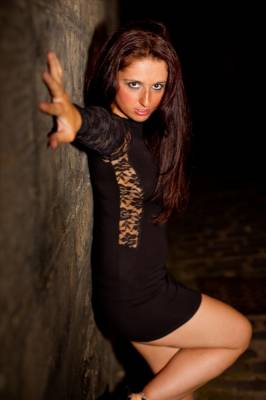 Natasha-Lawrie Fashion modeling photo
