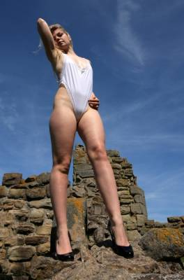 photographer jagman lingerie modelling photo taken at Northumberland with Fran 1